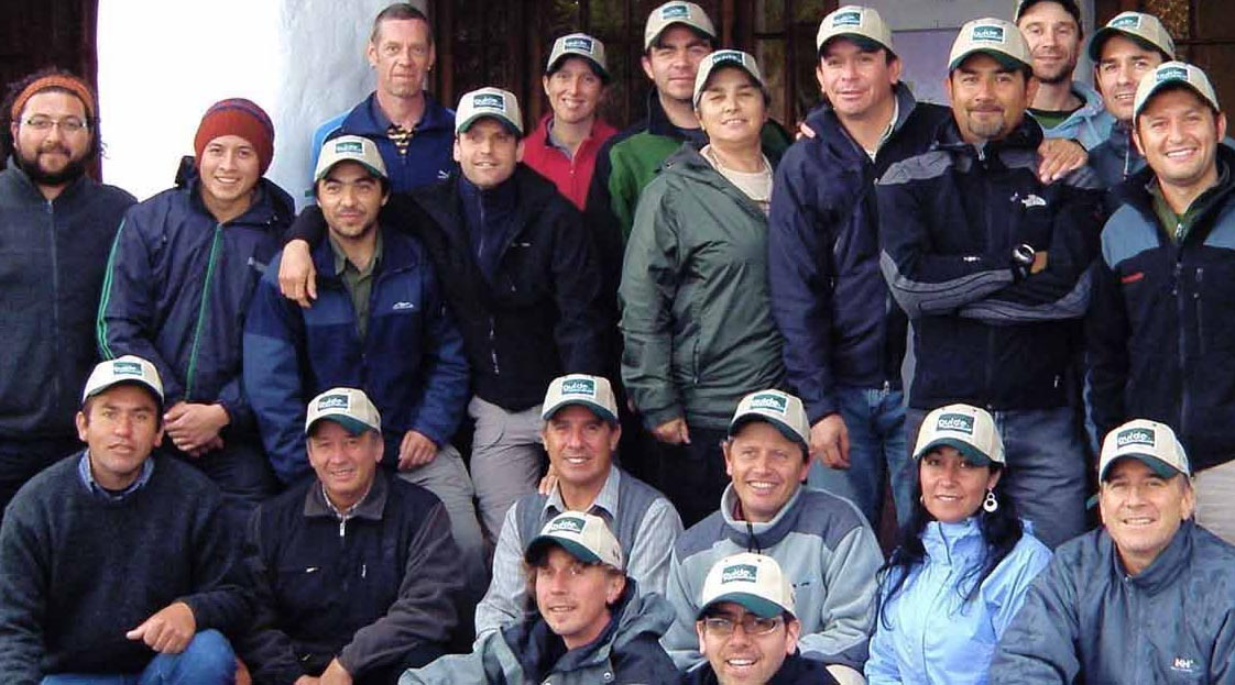 Über 600 örtliche Guides in ganz Chile, direkter Kontakt ohne Kommission.