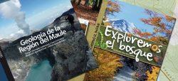 Bücher und Karten über Chile