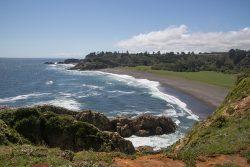 Strand am Pazifik