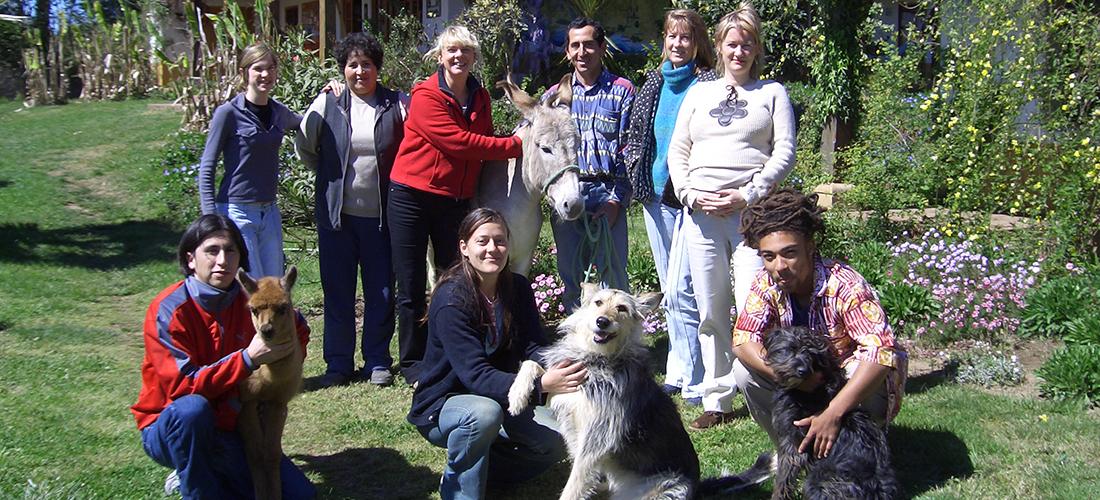 Leben und Arbeiten in Chile
