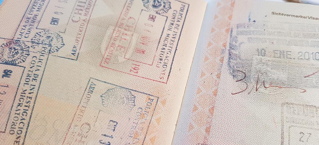 Visabestimmungen