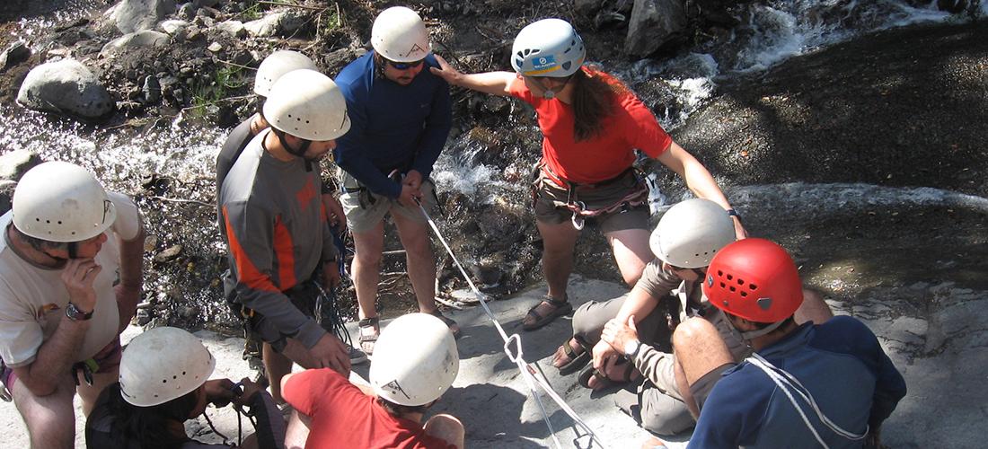 Trekking und Bergapotheke