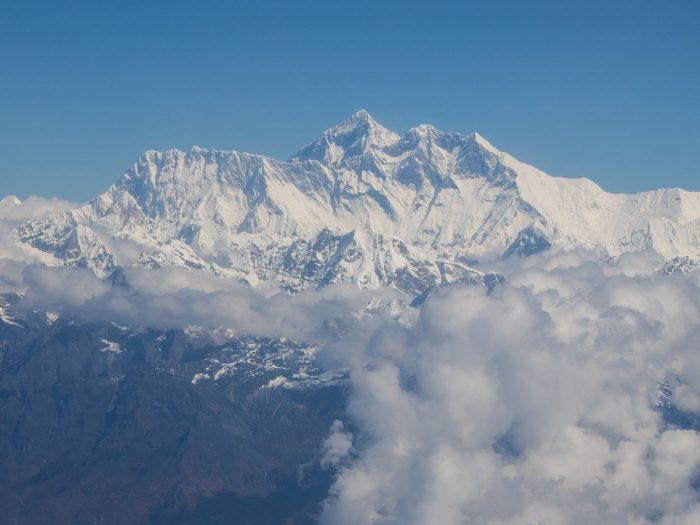 Flug nach Bhutan