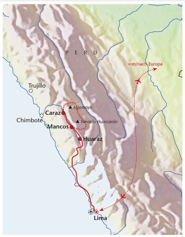 Huascaran Circuit