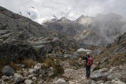 höchster Pass am Huascaran Circuit