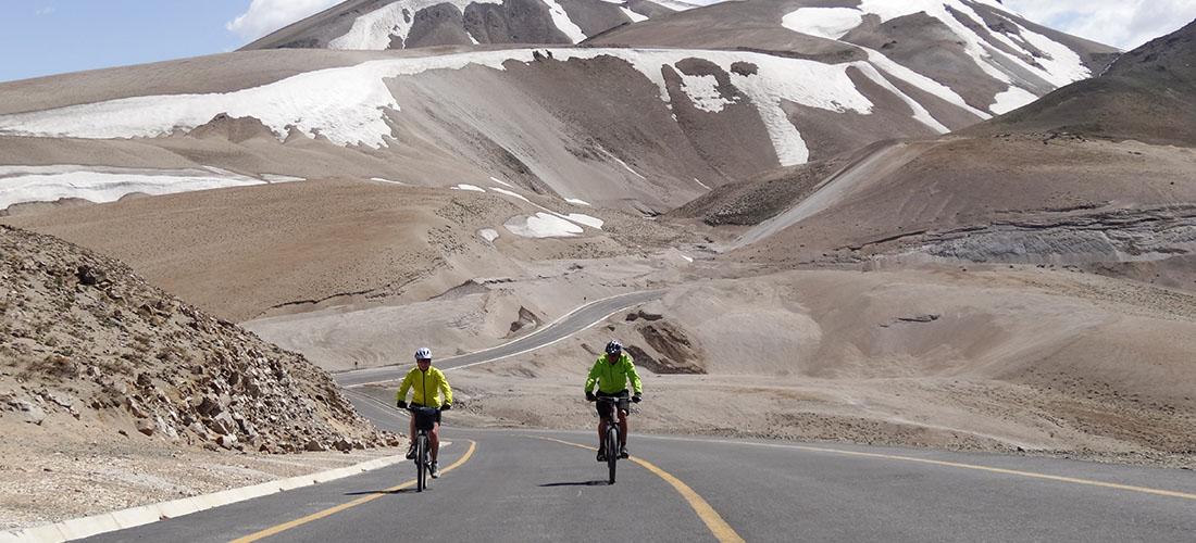 Mit dem E Bike durch Chile