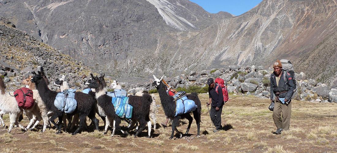 die schönsten Wanderungen in Bolivien