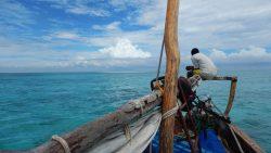 Bootsausflug Sansibar