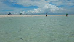 Sandbank Sansibar
