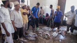 Markt Sansibar