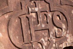 Symbol de Jesuiten IHS