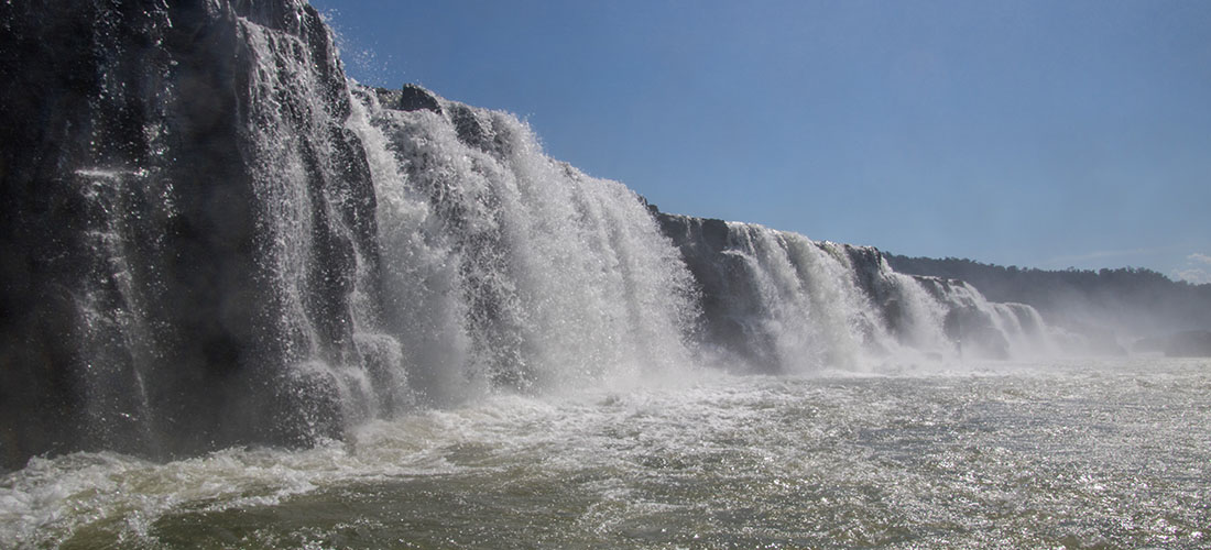 Wasserfälle Moconá