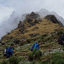 Trekking nach Machu Picchu