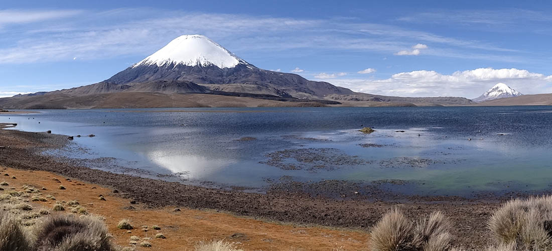 Mit dem Allradfahrzeug durch die Atacama
