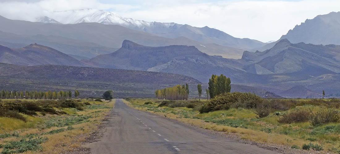 Abenteuerstrasse Ruta 40