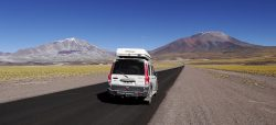 Transportmittel für Chile Reise