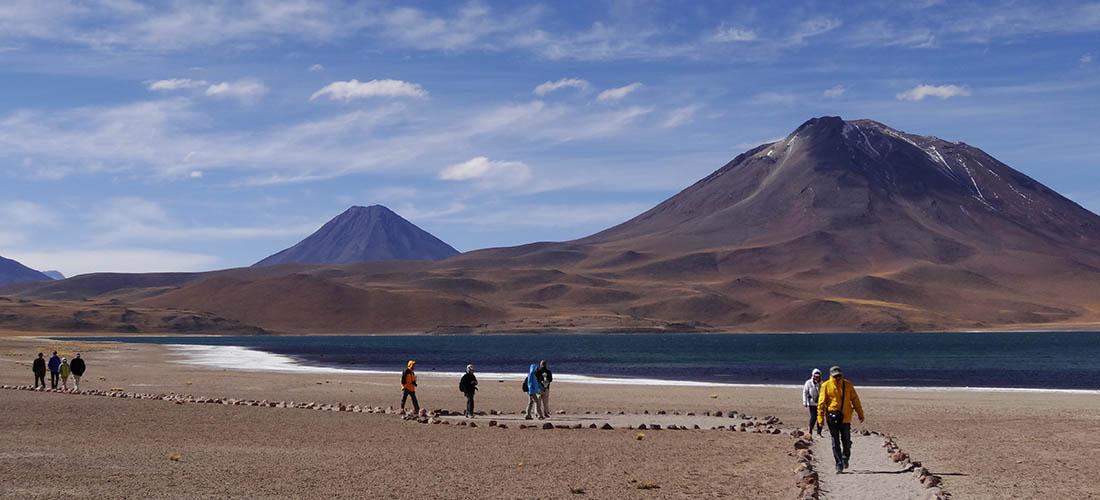 Wandern und Trekking in der Atacama Wüste