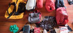 ausrüstung für chile reise