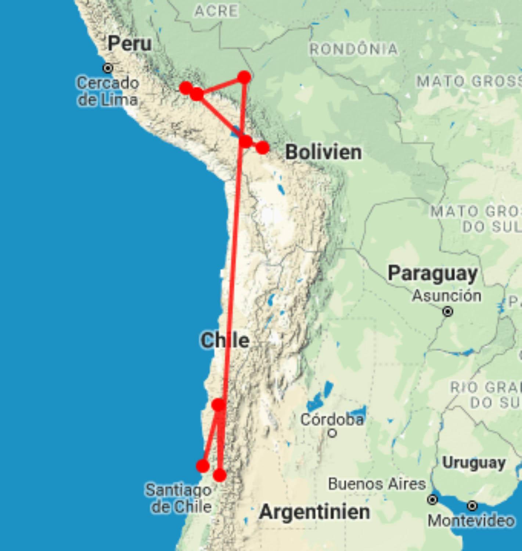 Chile – Reise zur Sonnenfinsternis 2019