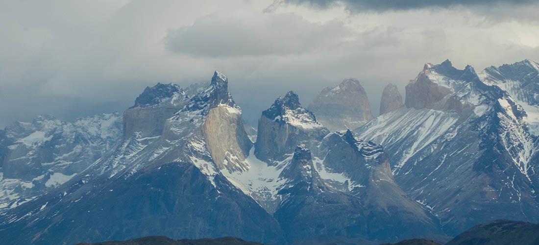 Südpatagonien: Torres del Paine, Fitz Roy, Cerro Torre und Perito Moreno Gletscher