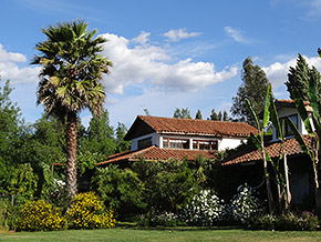 Lodge Casa Chueca in Talca, Chile