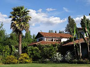 Lodge Casa Chueca in Talca, Chile