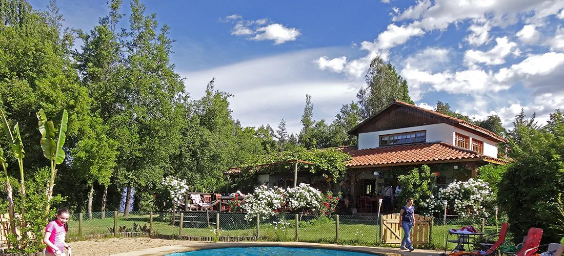 Accommodations casa Chueca Lodge