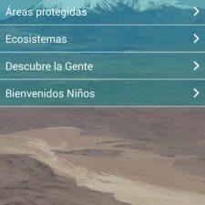 App Trekkingchile
