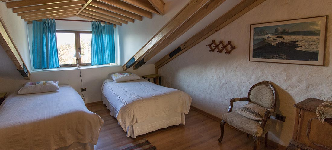 Accommodations in Chile