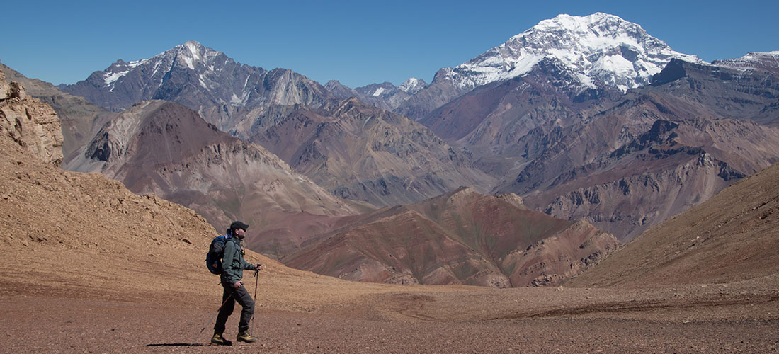 Mountaineering in Argentina
