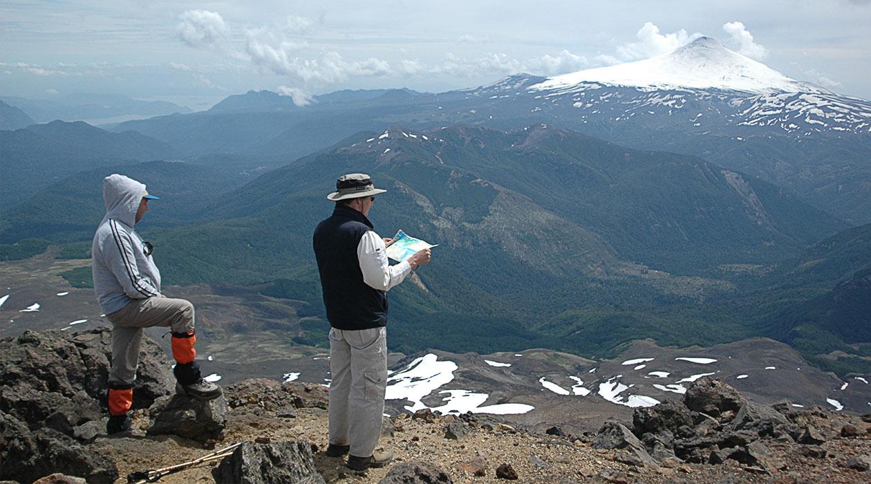 Informaciones sobre viajes en Chile