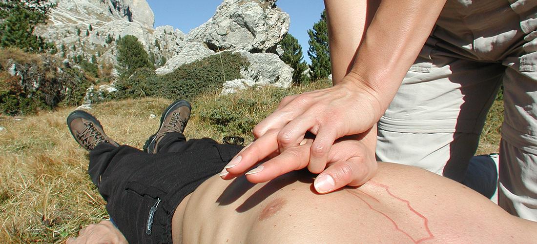 Primeros auxilios y medicina de montaña