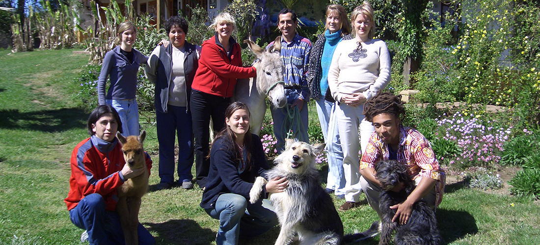 Vivir y trabajar en Chile