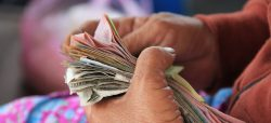Transacciones monetarias