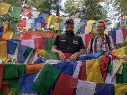 banderas de colores