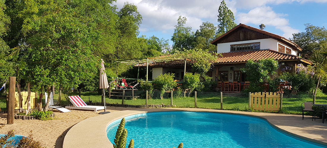 Lodge Casa Chueca