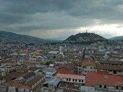 vista a Quito