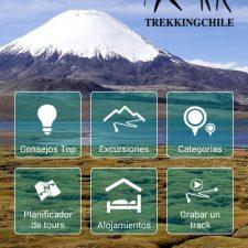 Trekkingchile app
