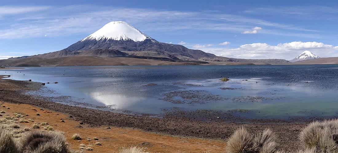 las montañas mas bellas del Desierto de Atacama