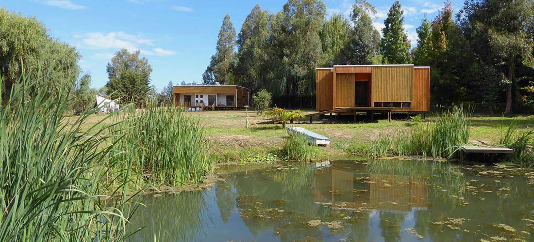 Alojamientos sustentables en Chile