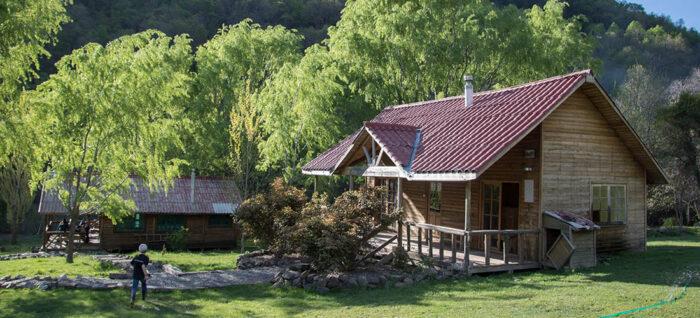 Refugio de Montaña Sustentable