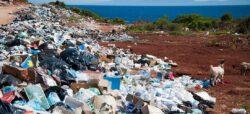 Contaminación con plásticos