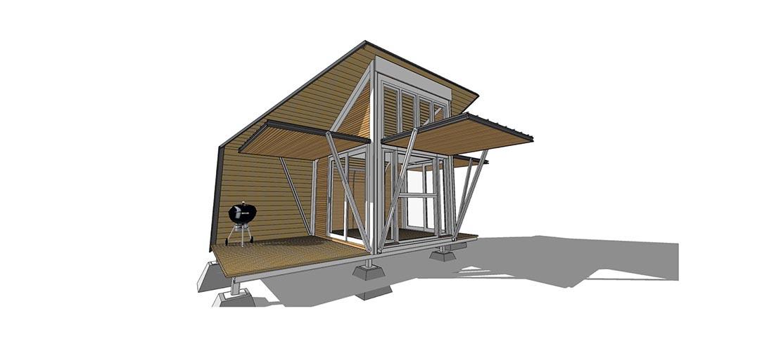 refugio modular
