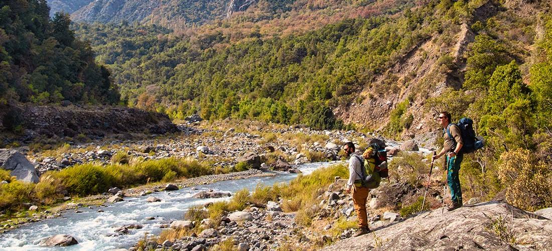 senderos Quizapú